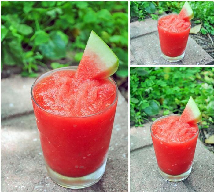دستور تهیه یخ در بهشت هندوانه