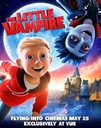 انیمیشن خون آشام کوچولو The Little Vampire 2017