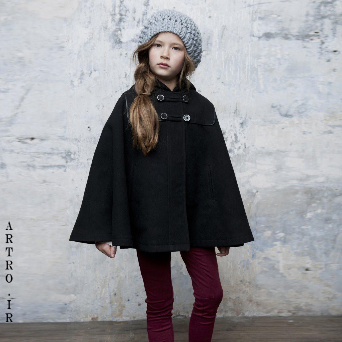 جدیدترین مدل پالتو دختر بچه ها 11