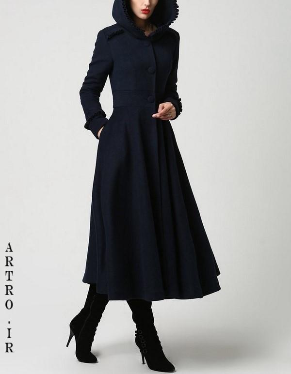 بروزترین مدل پالتو زنانه