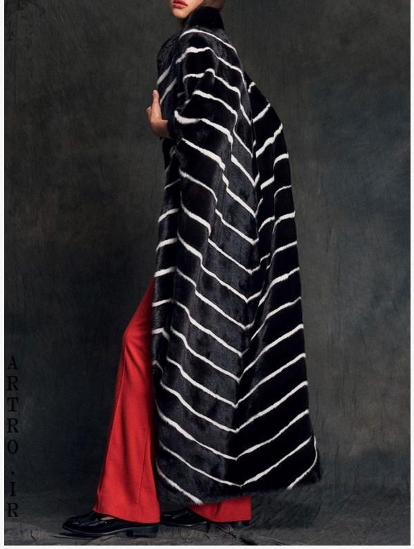 مدل پالتو پوست جدید زنانه11