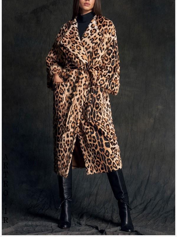 مدل پالتو پوست جدید زنانه 2018-97