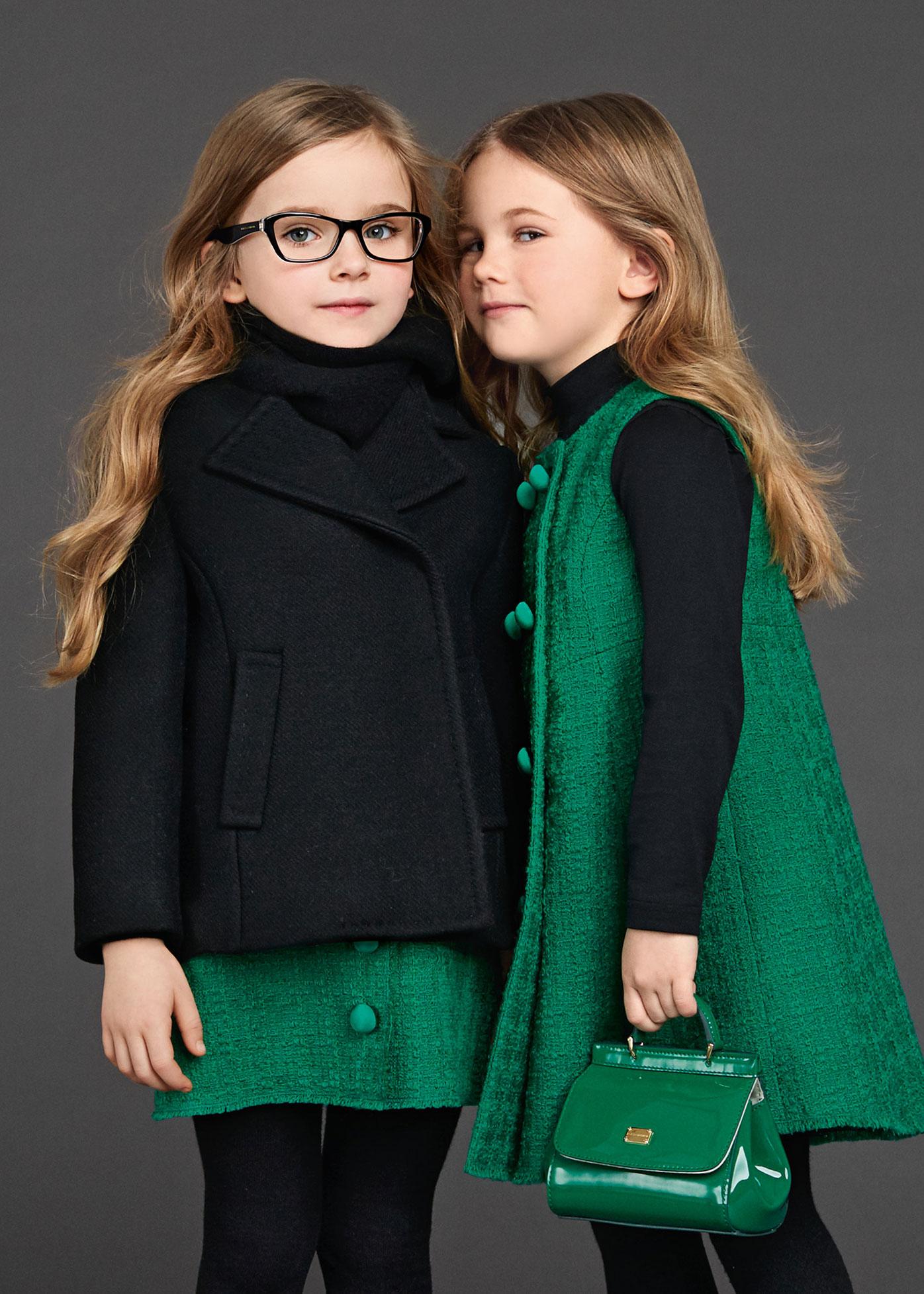 مدل لباس دختر بچه پاییز و زمستان