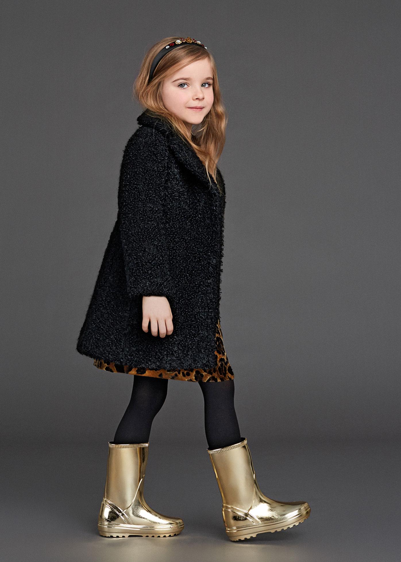 مدل لباس دختر بچه پاییز و زمستان 2019