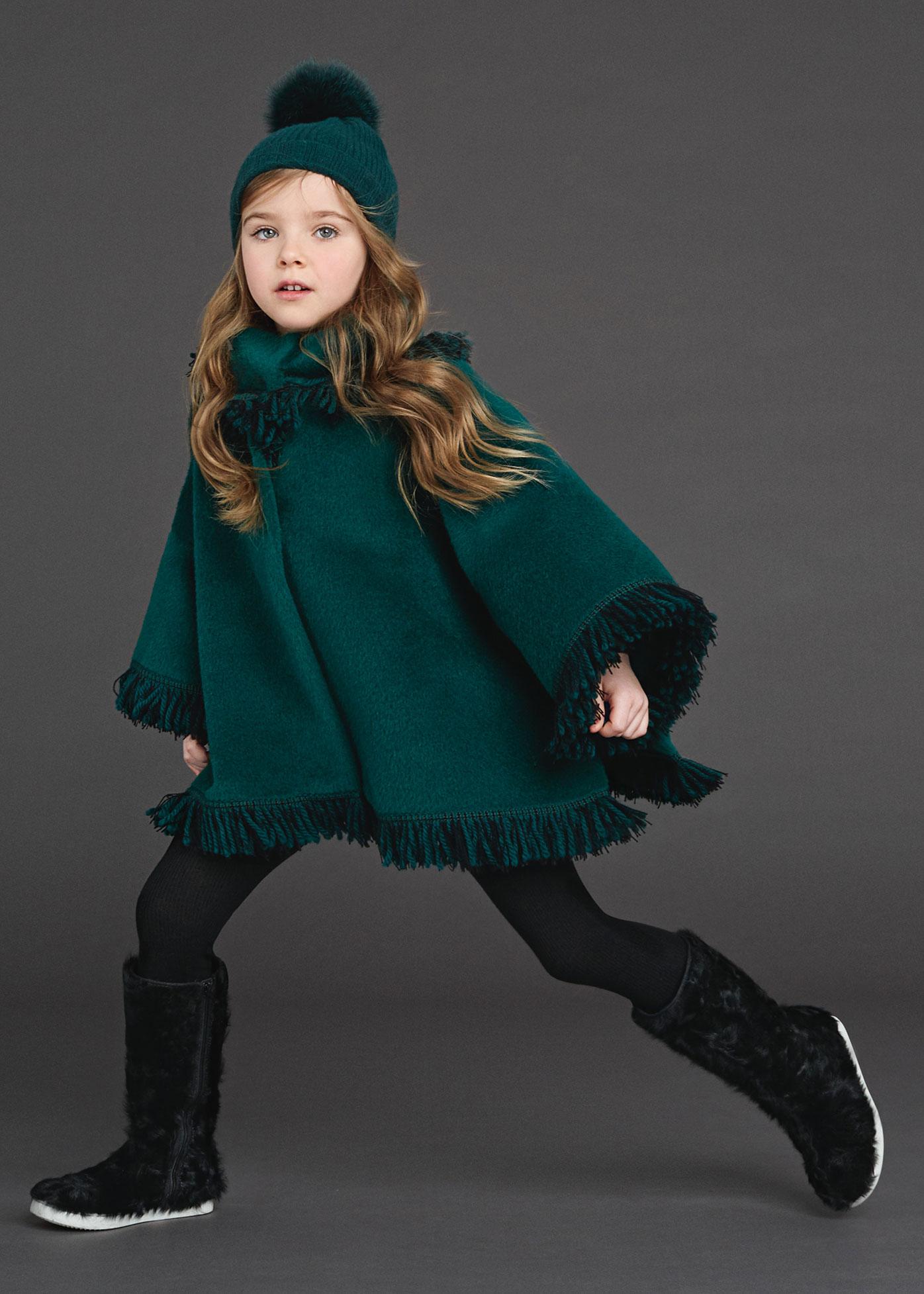 مدل لباس دختر بچه پاییز و زمستان 5