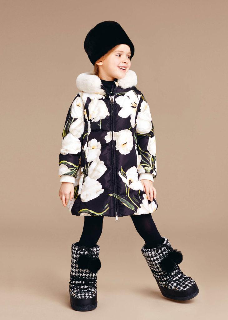 مدل لباس دختر بچه پاییز و زمستان 8
