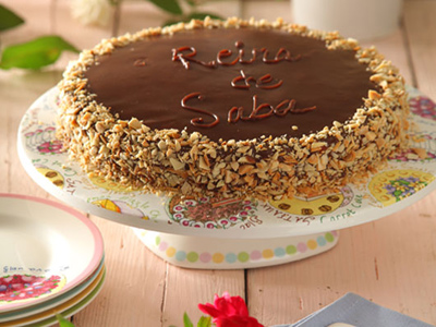 طرز تهیه کیک ملکه صبا