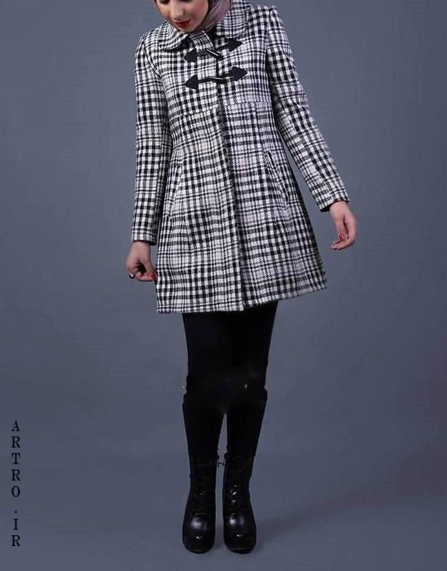 عکس مدل پالتو زنانه 2018-97