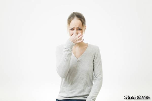 بوی بد فاضلاب