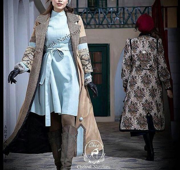 مدل پالتو زنانه 2019