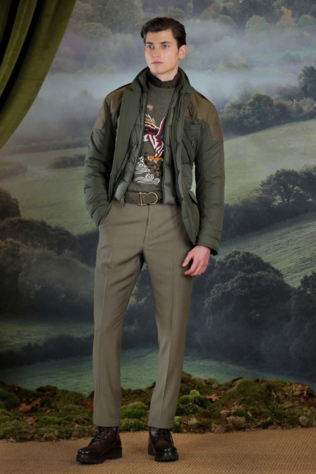 لباس های زمستانی مردانه, مدل لباس پاییزی و زمستانه مردانه