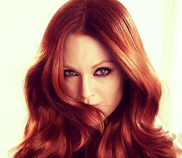 طریقه رنگ کردن مو