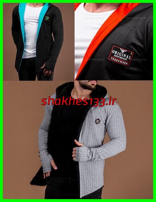 جدیدترین طرح های شنل های زیبا زمستانه پاییزی مردانه