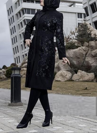 مدل مانتو پاییزی شیک و جدید 2018