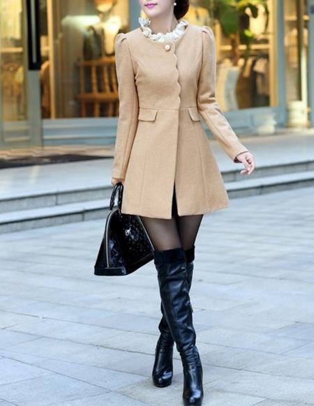 مدل پالتوهای بلند و کوتاه,جدیدترین مدل پالتوهای دخترانه