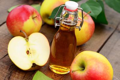 طرز تهیه سرکه سیب,انداختن سرکه سیب