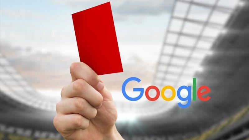 نحوه خارج شدن از جریمه گوگل