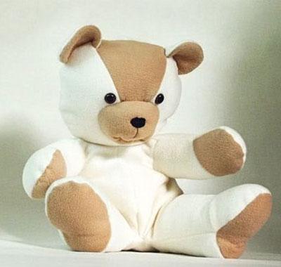 مونتاژ و دوخت خرس عروسکی