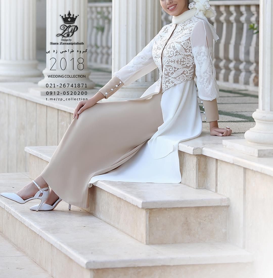 مدل لباس عروس ایرانی اینستا
