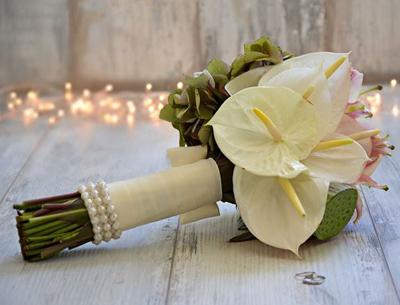 راهنمای انتخاب دسته گل عروس,دسته گل عروس مناسب هر ماه