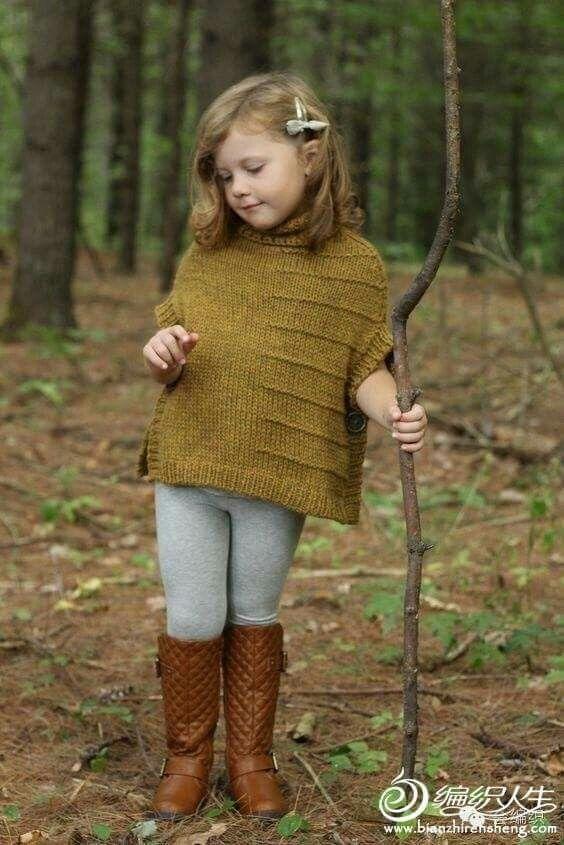 مدل لباس بافتنی دخترانه بچه گانه
