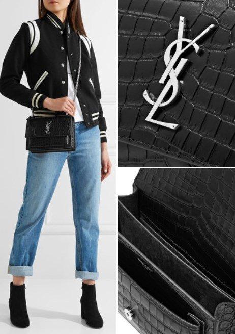 مدل کیف چرم زنانه اسپرت