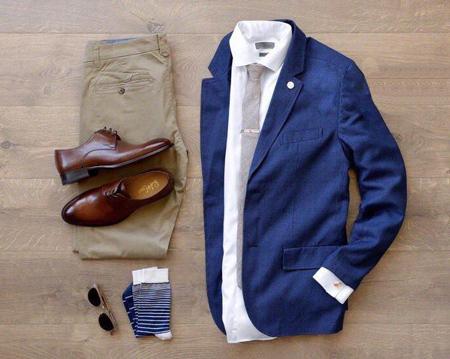 مدل لباس آقایان, ست های پاییزی و زمستانی مردانه