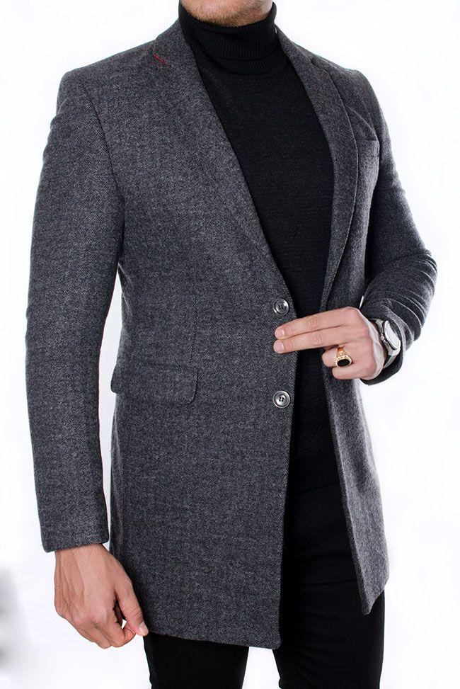مدل پالتو زمستانه مردانه