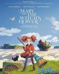 انیمیشن ماری و گل جادوگر Mary And The Witchs Flower