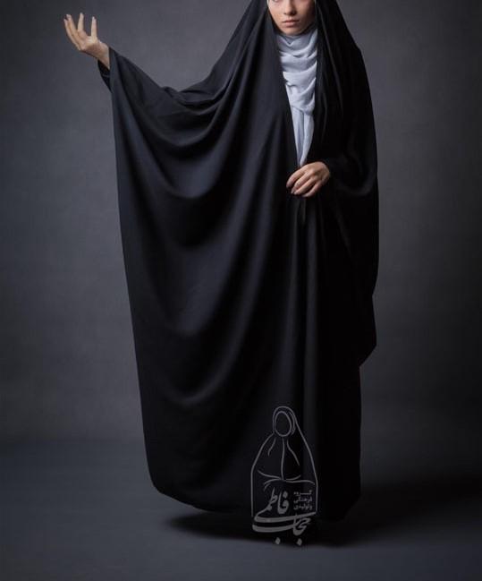 چادر عربی جده عبایی