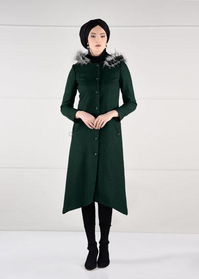 مدل مانتو پالتو زمستانی