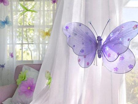 آموزش ساخت پروانه های جورابی