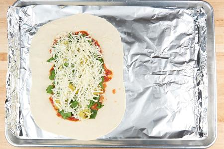 طرز تهیه انواع غذاهای ایتالیایی,دستور تهیه استرامبولی ایتالیایی