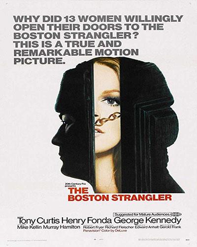 دانلود فیلم جانی بوستون The Boston Strangler 1968