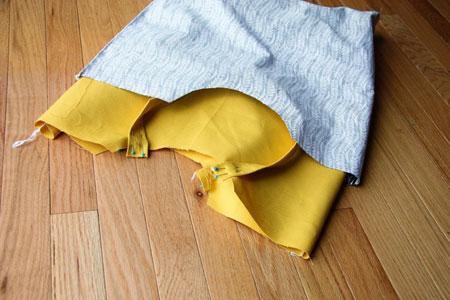 نحوه دوخت کیف, آموزش تصویری دوخت کیف بزرگ