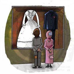 عروسی رفتن دخترها و پسرها ( طنز ) | عروسی رفتن دختر و پسر