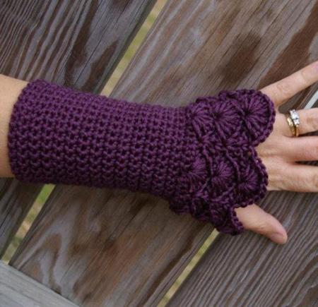 طرح های متفاوت دستکش های بافتنی, دستکش های زمستانی
