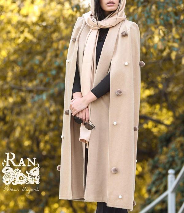مدل مانتو پاییزی زمستانی ایرانی