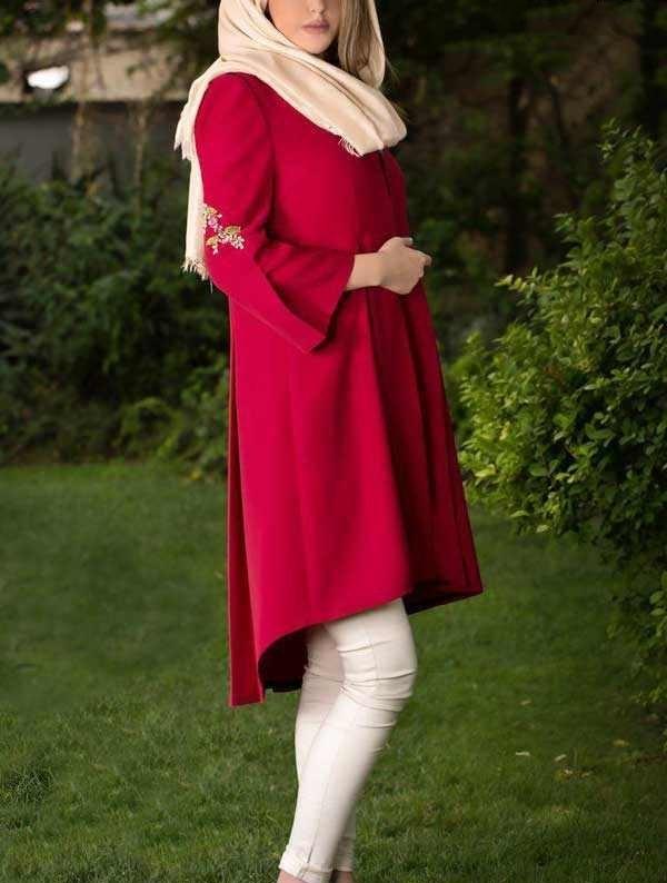 مدل مانتو شیک یلدا