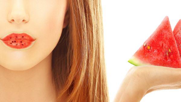 مدل آرایش زنانه دخترانه شب یلدا6