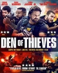 فیلم لانه دزدان Den Of Thieves 2018