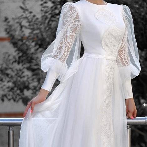 مدل لباس عروس جدید 6