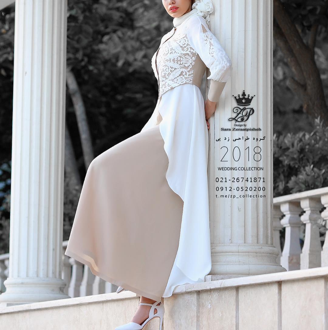 مدل لباس عروس جدید 2