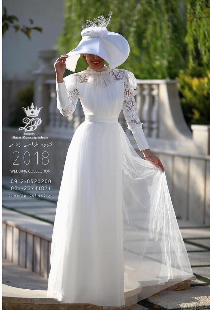 مدل لباس عروس 97-98
