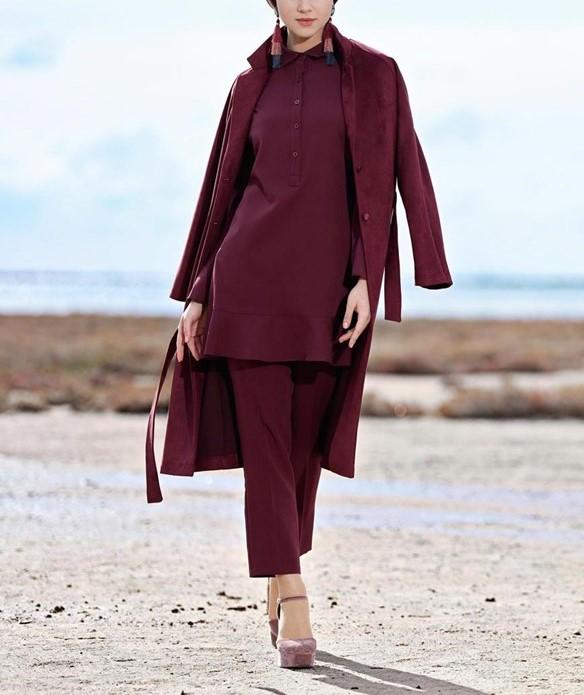 مدل مانتو جدید برای عید امسال دخترانه