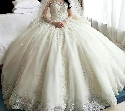 انتخاب و خرید لباس عروس, تکنیک های انتخاب لباس عروس