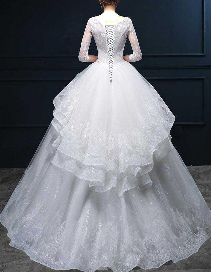 نکاتی مهم در انتخاب لباس عروس