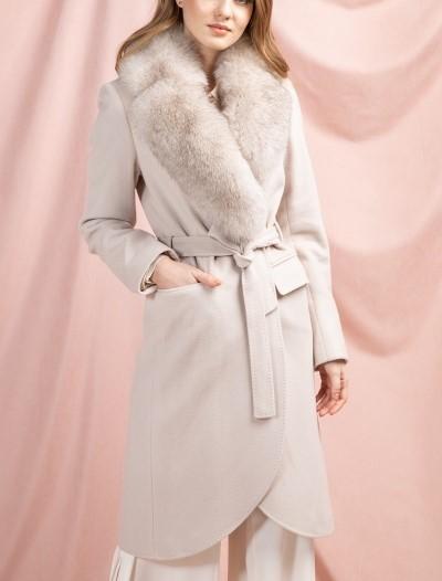 مدل پالتو بلند زنانه شیک