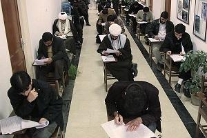 آمار تحصیل طلبه ها در دانشگاه