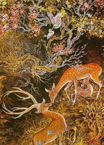 نقاشی مینیاتور, نقاشی كلاسیك نگارگری